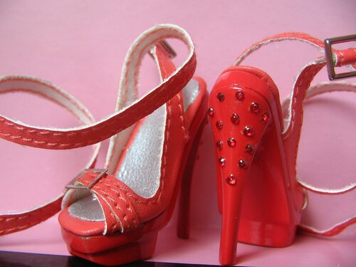 Самоделушки как сделать туфли - Danetti.Ru