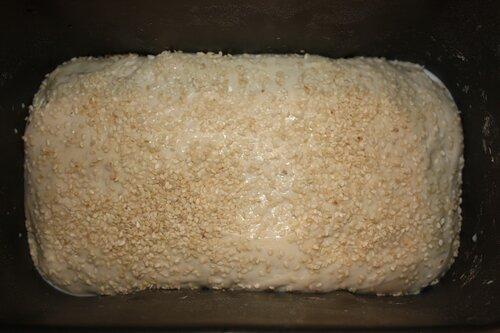 Moulinex OW-500230. Белый хлеб «На глазок».