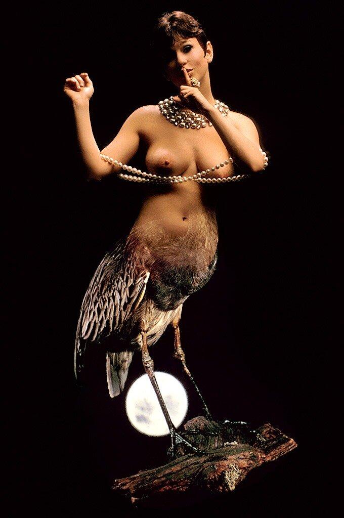 мистические существа Ivor Cutlerмистические существа Ivor Cutler