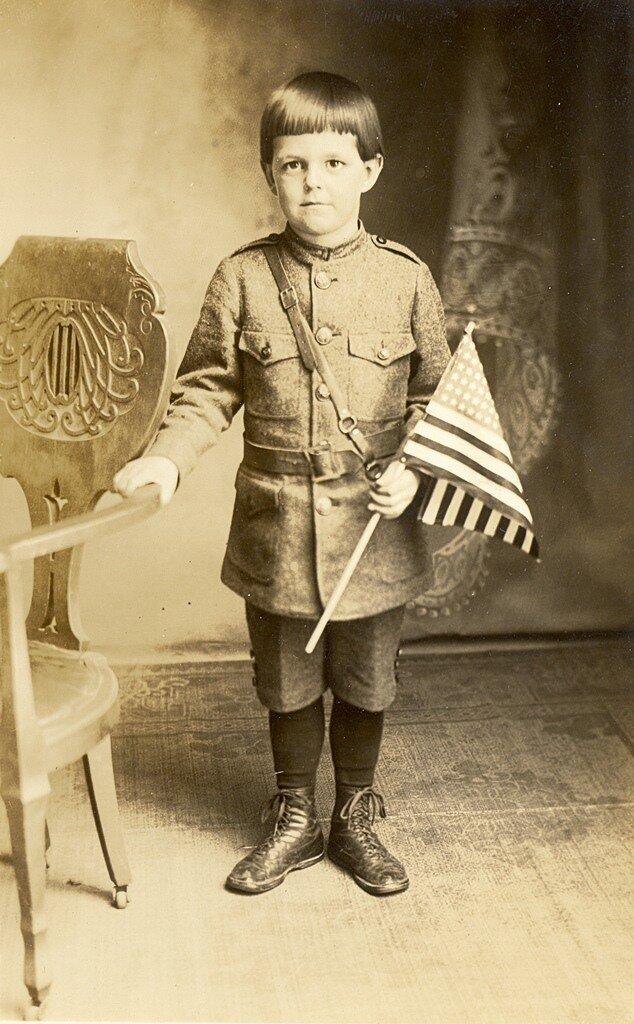 American Boy c. 1918
