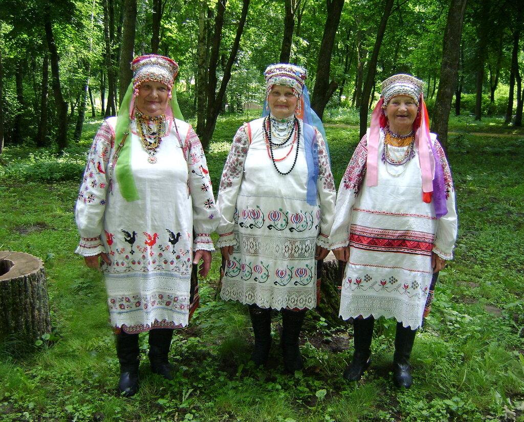 Русские певуньи