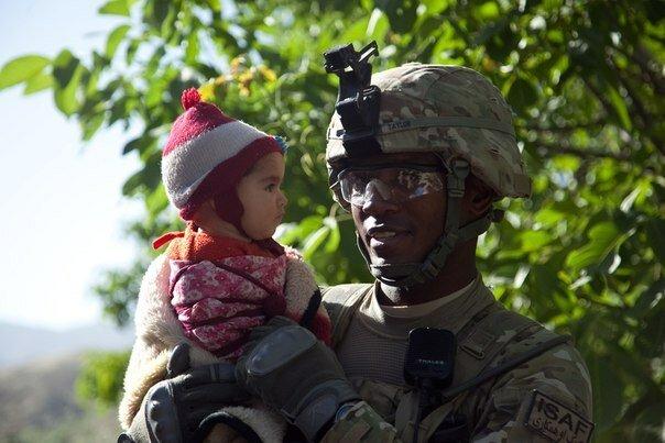 Зверства военнослужащих США в Афганистане