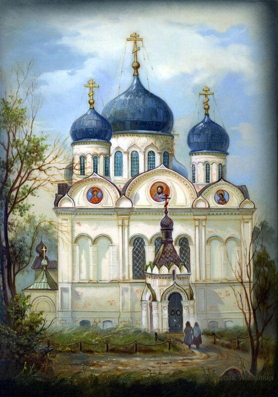 Купола России
