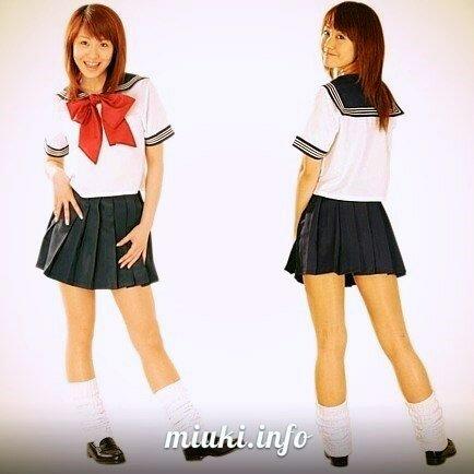 Форма японских школьников