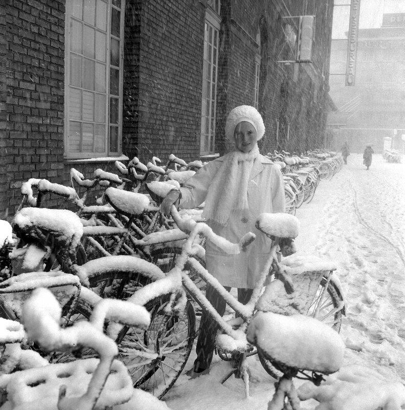 Дания 1961