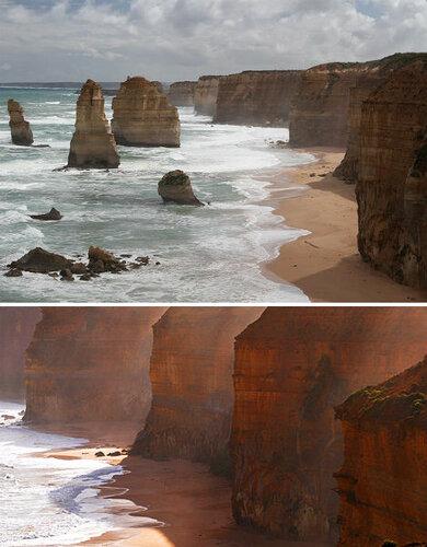 австралия, двенадцать апостолов