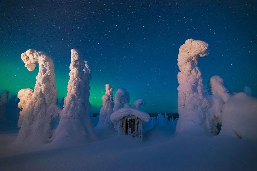 10 доказательств того, что Лапландия – самое волшебное для того, чтобы встретить Новый год