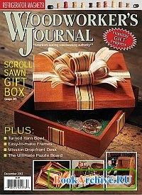 Книга Woodworker's Journal November - December 2013