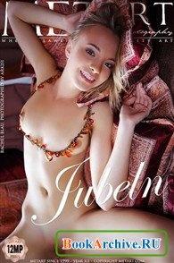 Книга Met-Art: Rachel Blau - Jubeln (03-12-2012).