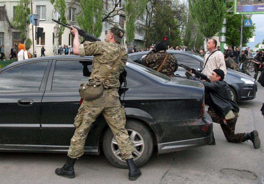 Сепаратисты готовят диверсии еще в 6 областях, - Турчинов - Цензор.НЕТ 6921