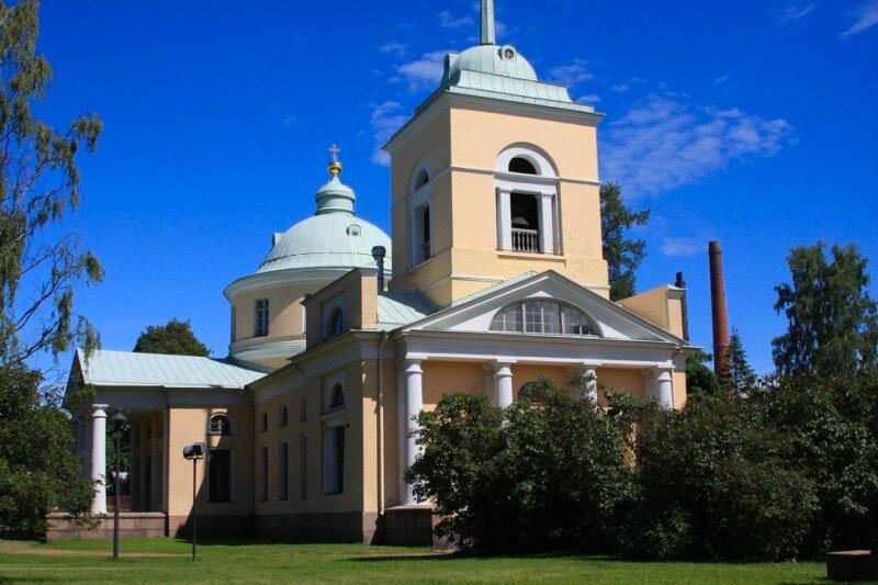 Свято-Никольский православный храм