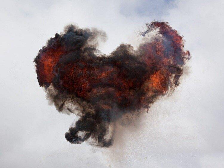 большой взрыв фото