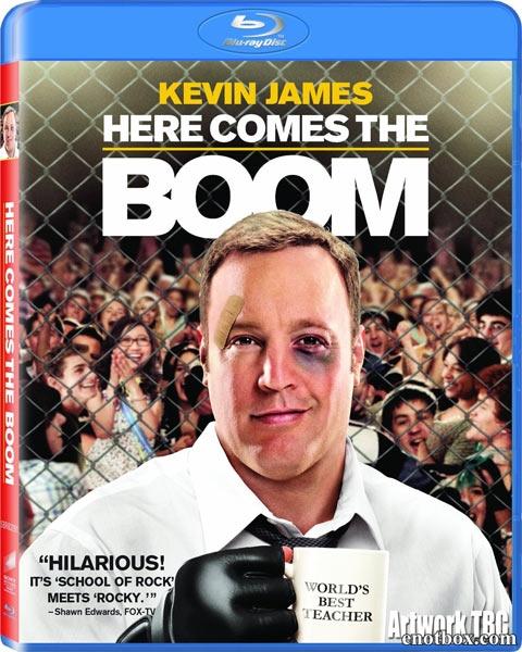 Толстяк на ринге / Here Comes the Boom (2012/BDRip/HDRip)