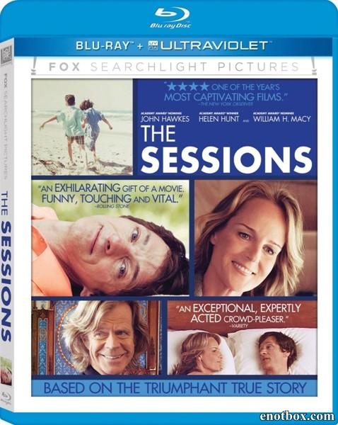 Суррогат / The Sessions (2012/BDRip/HDRip)