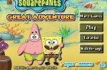 Губка Боб класное приключение игра для двоих