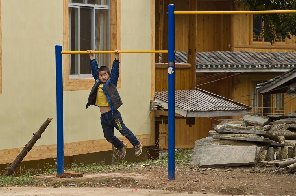 19. Спортсмен в деревне Ма'ан