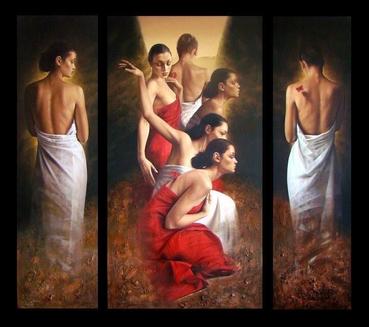 Dimitar Voinov Junior_paintings_Bulgaria_artodyssey