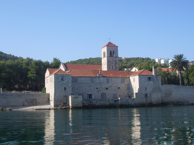Church Sveti kriz (Церковь Sveti kriz)