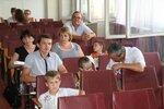 Выпускной 9 кл 2012
