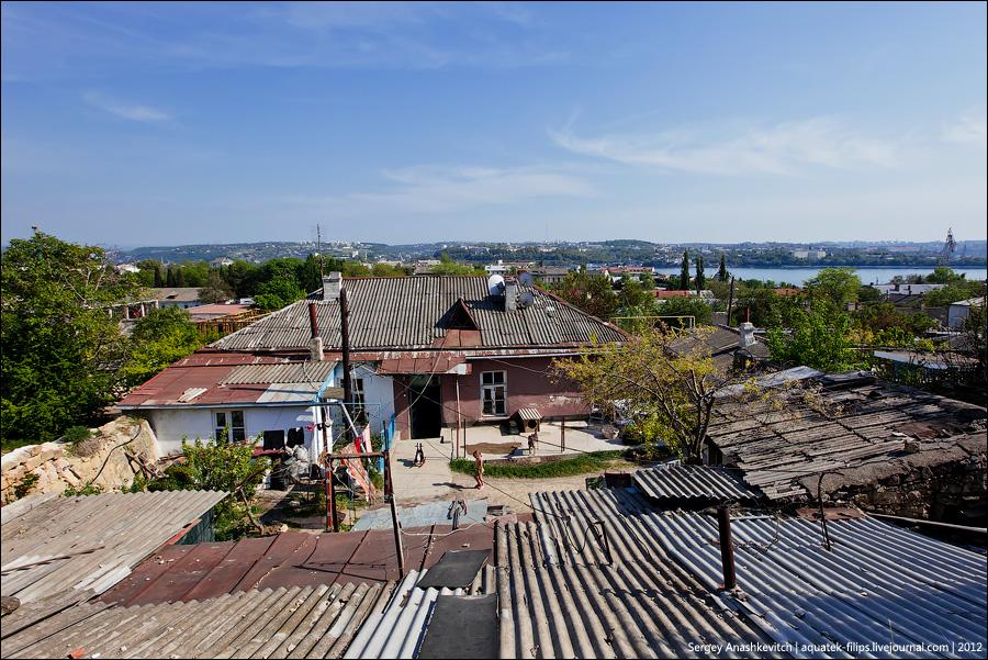Северная сторона Севастополя
