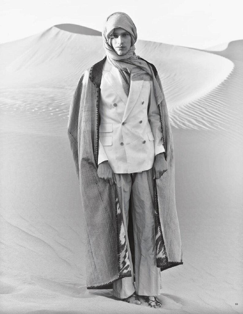 the chic of araby gerhard friedl & thomas hoefnagels david slijper robert rabensteiner the new york times style magazine