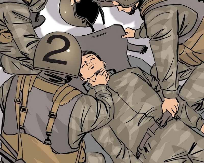 Действия в случае, когда нет сознания и нет пульса на сонной артерии - 1