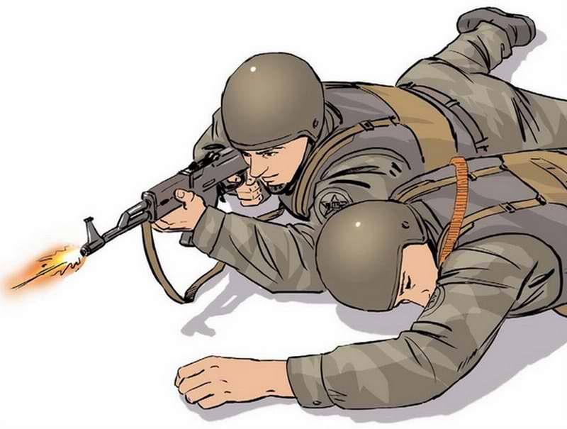 Ранение в шею - Повернуть раненого на живот и оставить дожидаться окончания боя