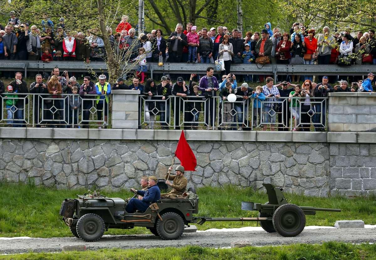 Освобождение чешской Остравы Советскими войсками: реконструкция событий весны 1945 года (18)