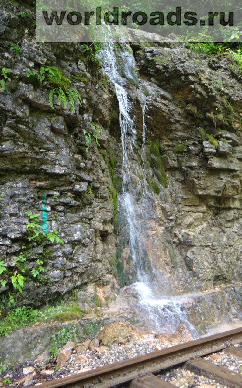 Гуамские водопады