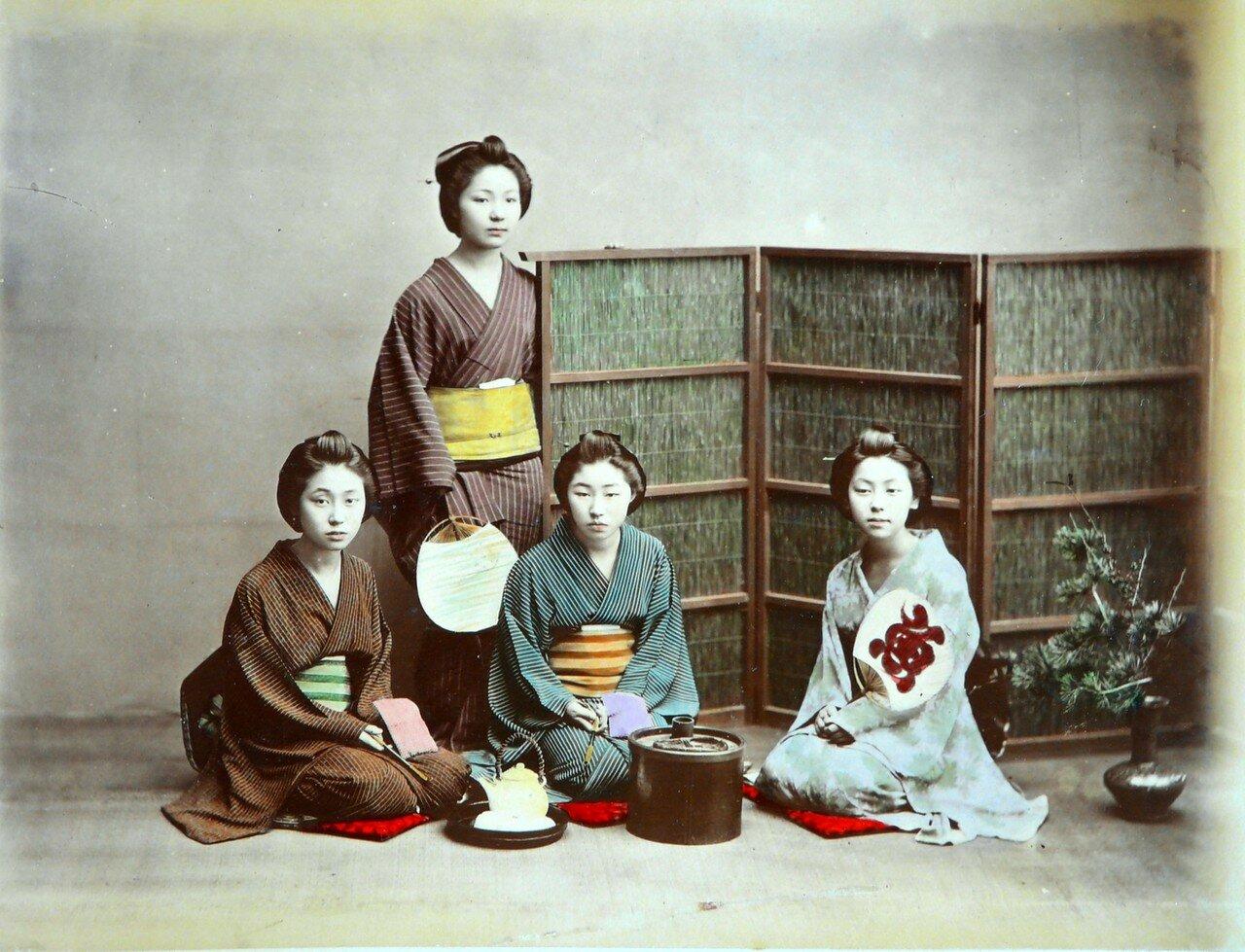 Четверо женщин
