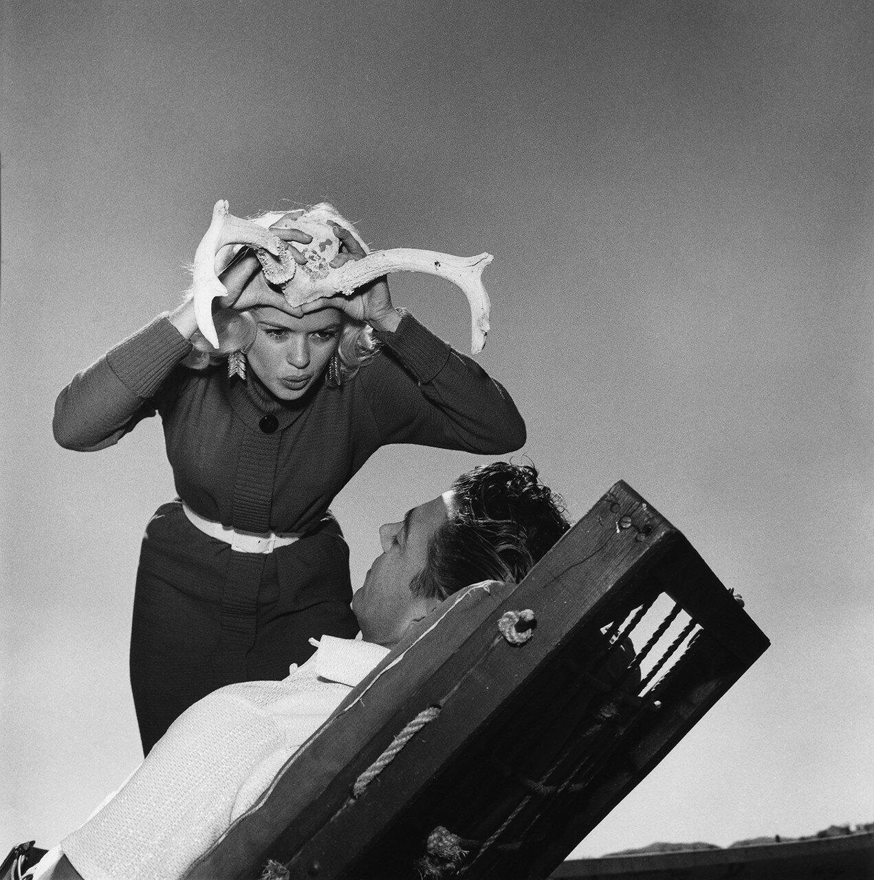 1960. Джейн Мэнсфилд