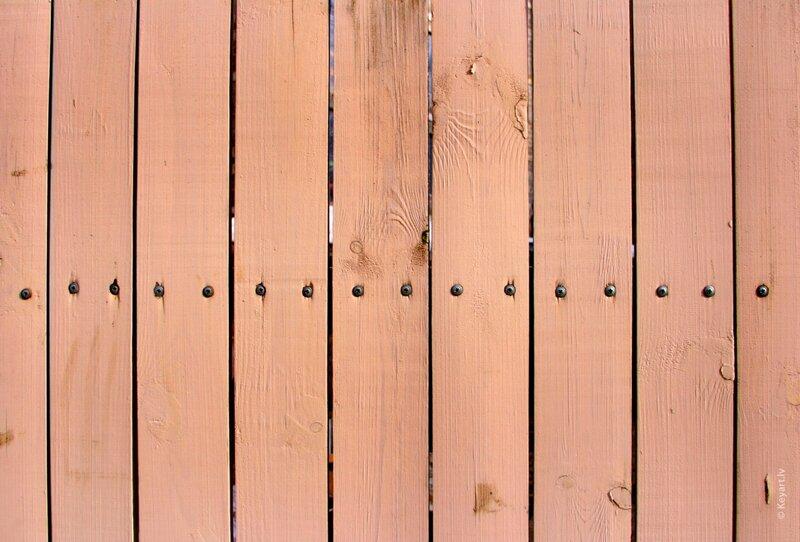 Beige wooden boards