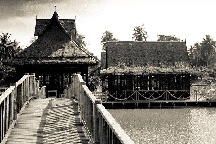 Отдых в Тайланде. На Змеиной ферме