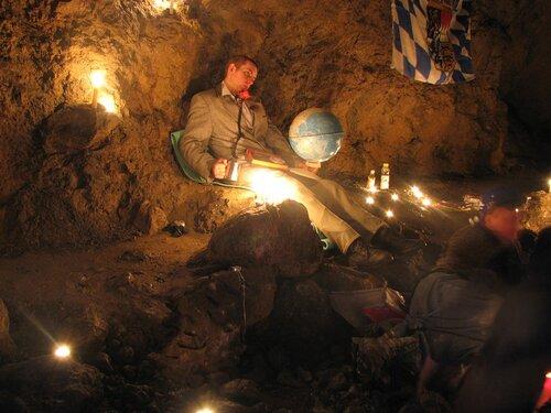 Из выезда в Фанагорийскую пещеру
