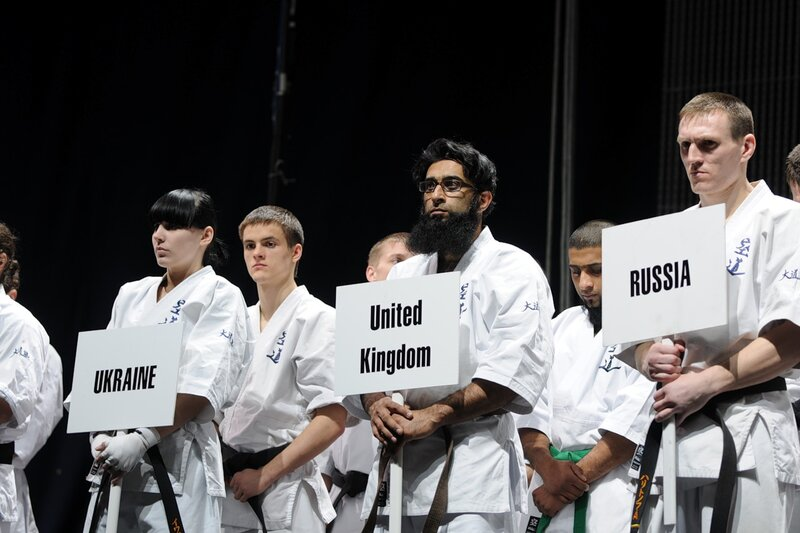 Кубок мира по КУДО