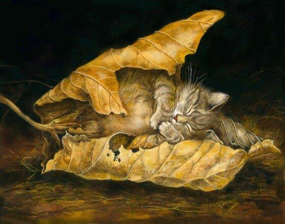 Иллюстратор Severine Pineaux
