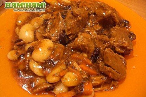 еврейско-китайское блюдо с латиноамериканским закосом