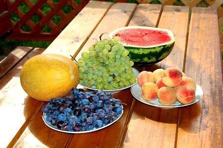 Как провести разгрузочный фруктово – овощной день?
