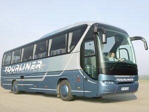 Экскурсионный автобус трансфер