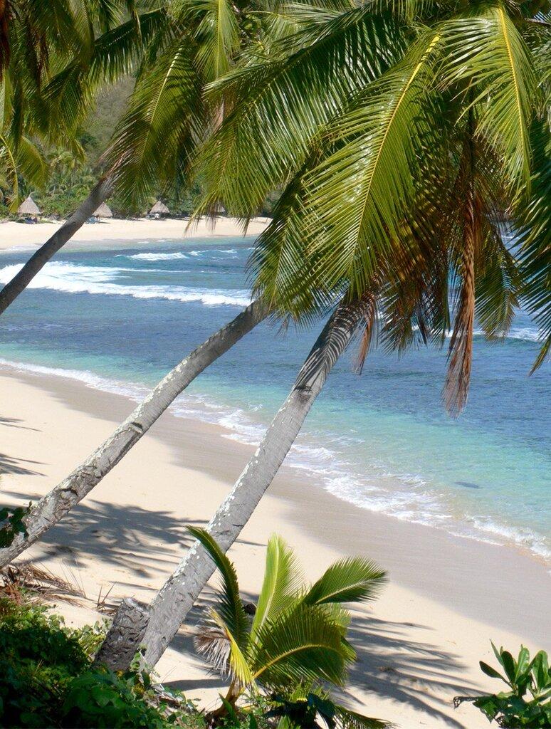 Острова Фиджи (Fiji Islands) Еще один прекрасный отдых! Хотя бы глазами отдохнуть...