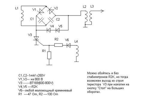 «Модернизация магнето