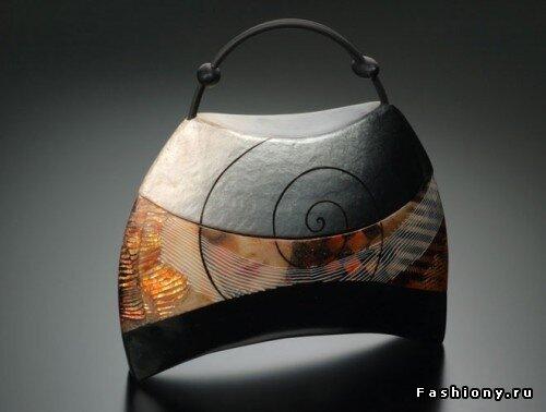 Дизайнерское сумка своими руками