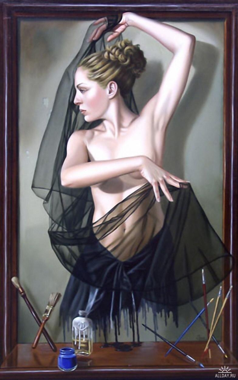 художник Juan Medina