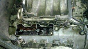 мерседес 202 мотор 111.921 картерные газы