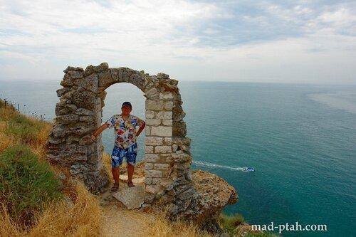 калиакра, болгария, путешествия