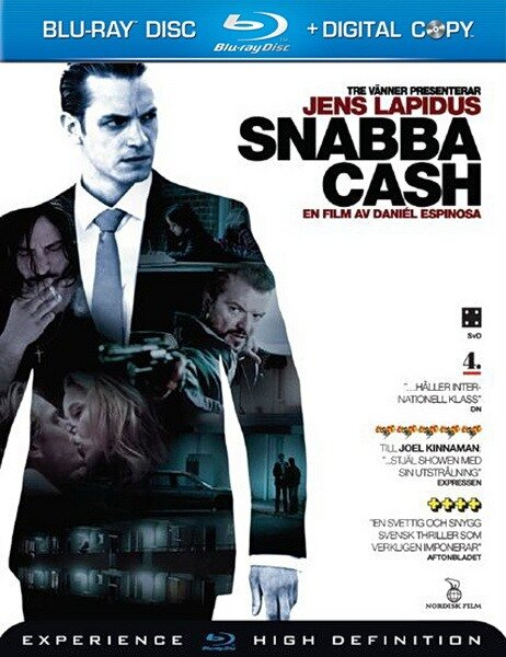 ������� ������ / Snabba Cash (2010) BDRip 720p