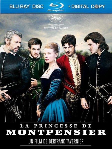 Принцесса де Монпансье / La princesse de Montpensier (2010/DVD5/HDRip/2100Mb/1400Mb)