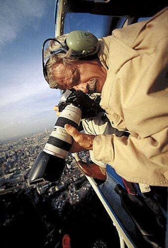 Yann Arthus Bertrand. Волшебный вид с высоты