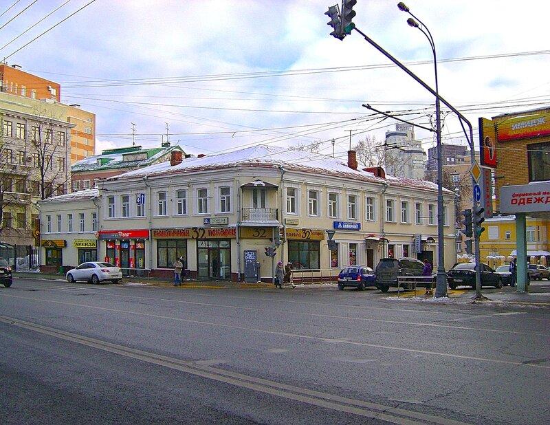 Москва, осколки старины