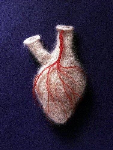 вязаные органы
